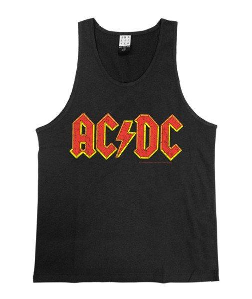 Amplified AC DC Logo Tank Top Herren