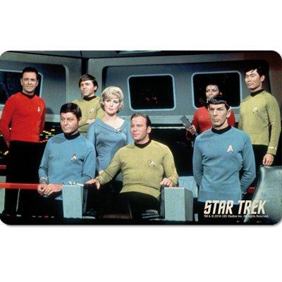 Star Trek - Frühstücksbrettchen - Crew 1