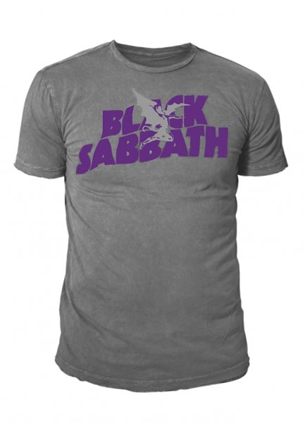 Black Sabbath Demon Logo T-Shirt