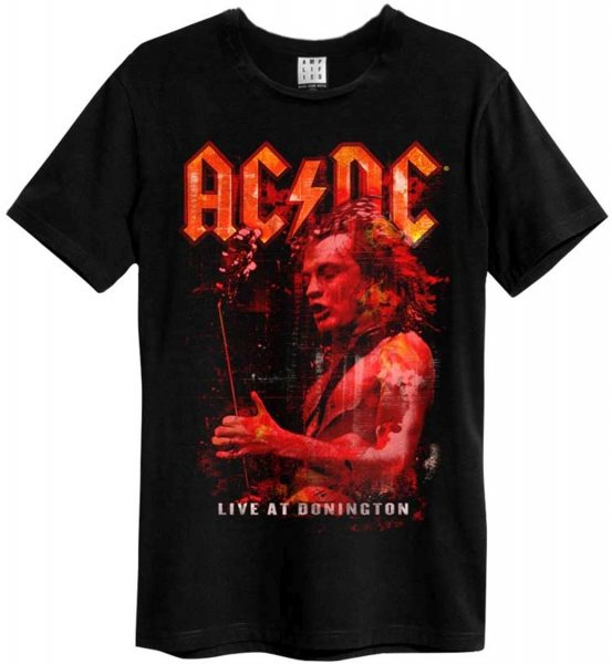 Amplified AC DC Live at Donnigton T-Shirt