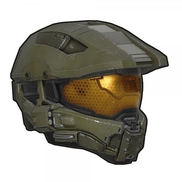 Halo Master Chief Mauspad
