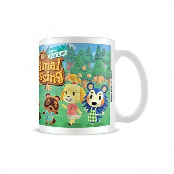 Animal Crossing Intro Tasse Nintendo im Geschenkkarton