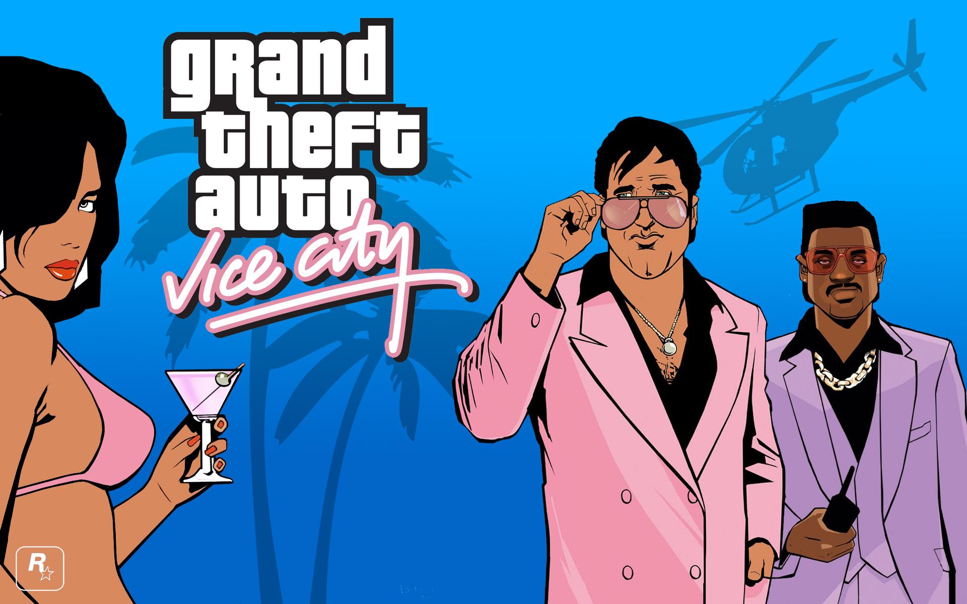 Epische-Videospiele-GTA-Vice-City-Rockstar-Games