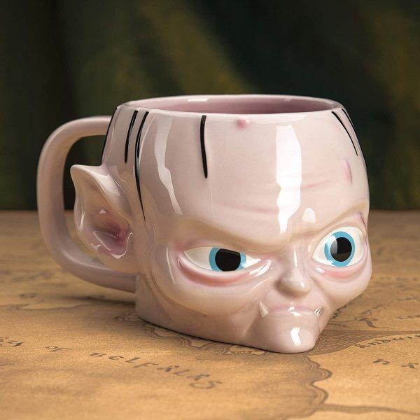 Herr der Ringe Gollum 3D Tasse Shaped Mug