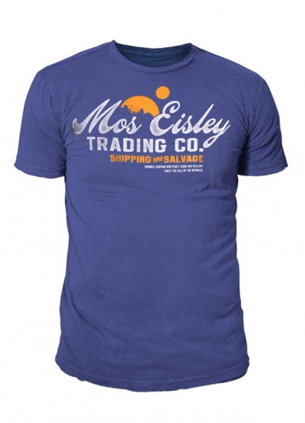 Star Wars - Mos Eisley Trading Herren T-Shirt