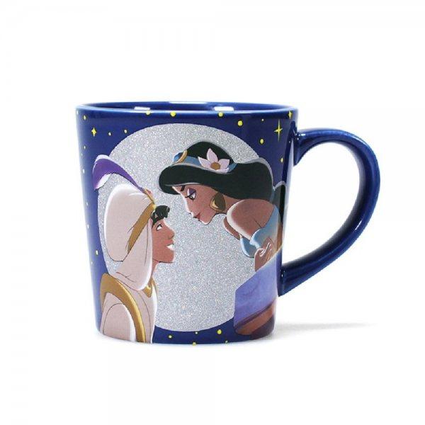 Walt Disney Aladdin & Jasmin Tasse im Geschenkkarton