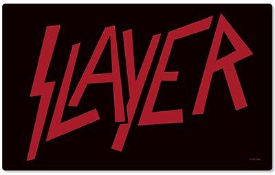 Slayer Logo Frühstücksbrettchen