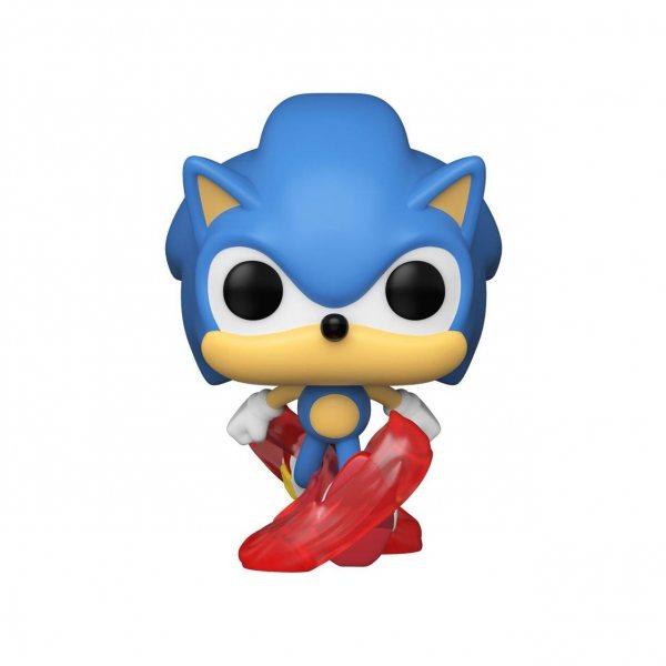 Sonic the Hedgehog Running Funko Pop Vinyl Figur