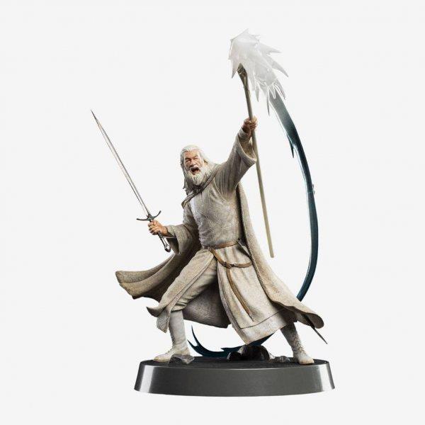 Herr der Ringe Gandalf der Weiße WETA Fandom Figur Statue