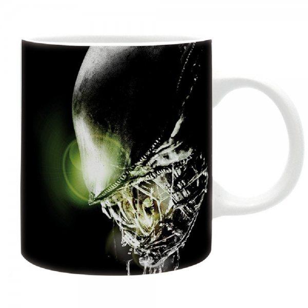 Alien Logo Tasse im Geschenkkarton 320 ml