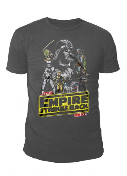 Star Wars - Empire Strikes Back Herren T-Shirt