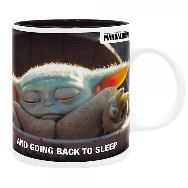 Star Wars - The Mandalorian Baby Yoda Tasse