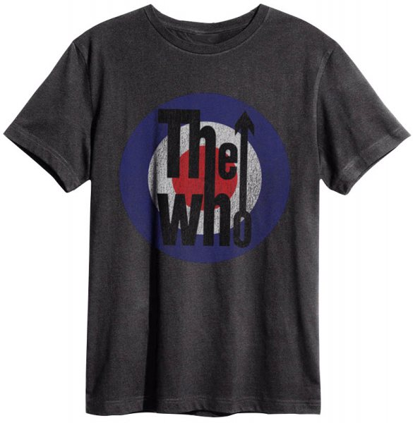 Amplified The Who Logo T-Shirt
