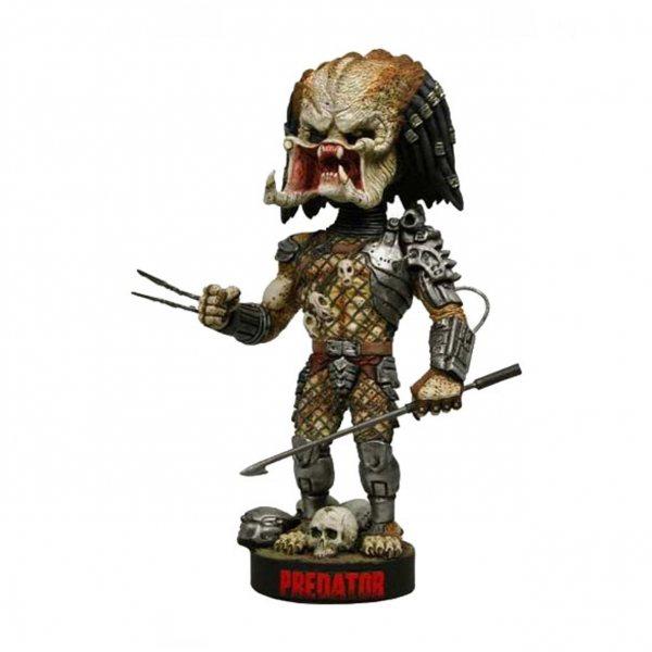 Predator Head Knocker NECA Wackelkopf Figur
