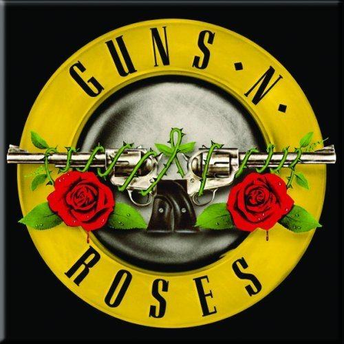 Guns N Roses Logo Magnet