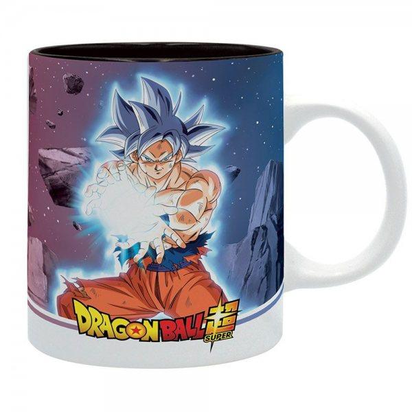 Dragonball Super Browly Goku vs Jiren Tasse im Geschenkkarton