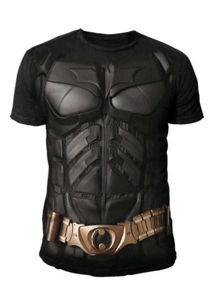 Batman Arkham City Suits Herren T-Shirt