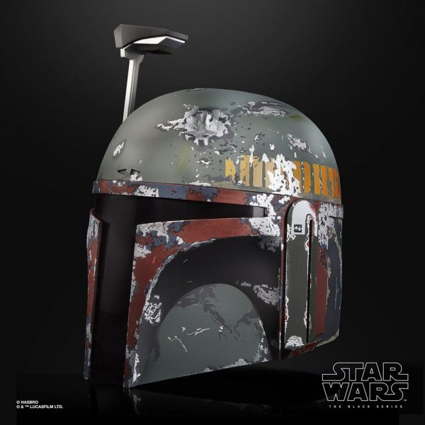 Star Wars Black Series Boba Fett Hasbro Replika Helm