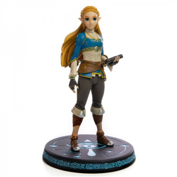 The Legend of Zelda Breath of the Wild Prinzessin Zelda Figur Statue First4Figures