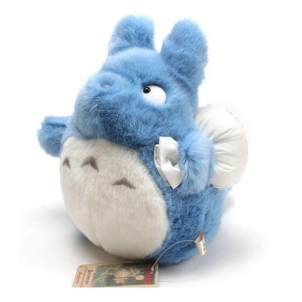 Totoro Big Blue Plüsch Figur