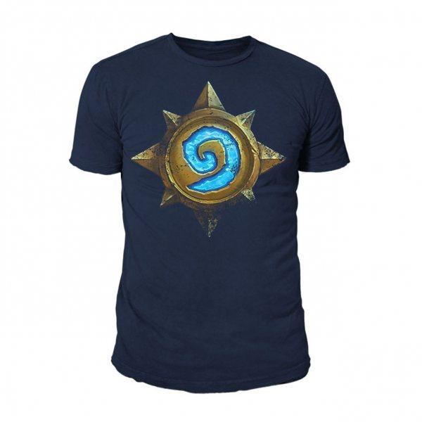 Hearthstone Rose Logo T-Shirt