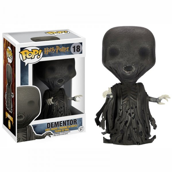 Harry Potter Dementor Funko Pop Vinyl Figur 18