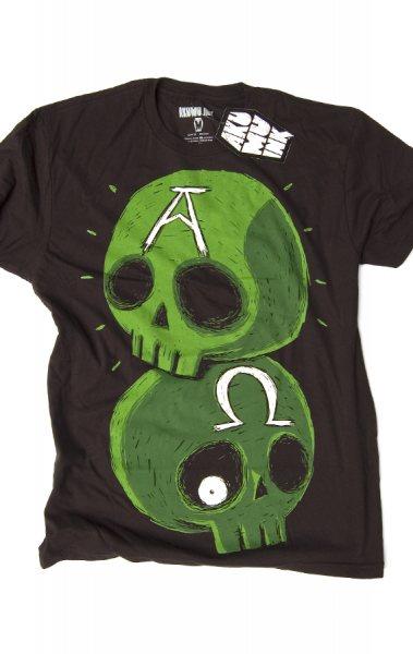 Akumu Ink Alpha & Omega Herren T-Shirt