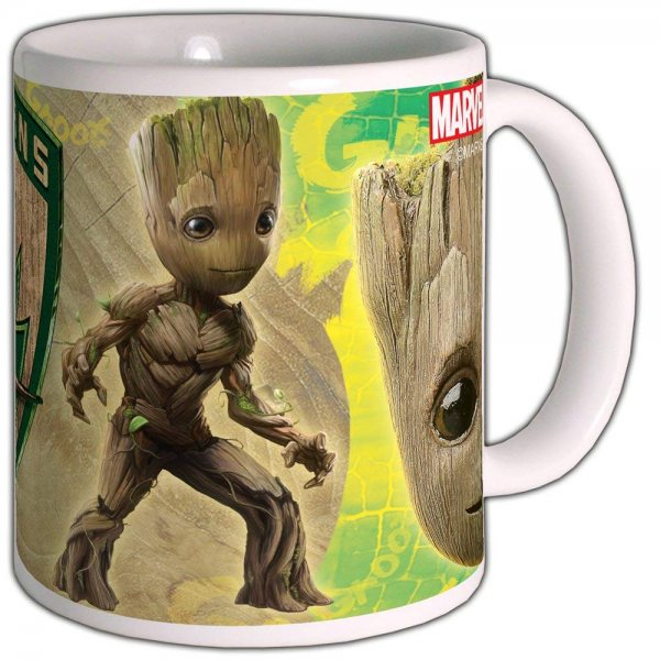 Guardians of the Galaxy Baby Groot Tasse