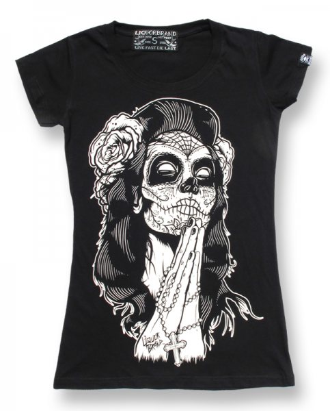 Liquor Brand - New Gypsy Damen T-Shirt