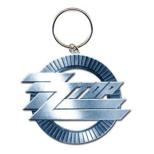 ZZ Top Logo Schlüsselanhänger