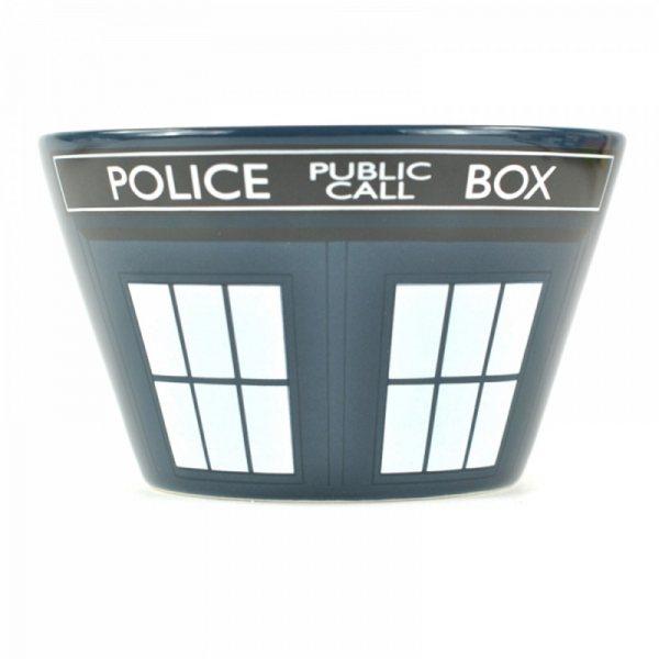 Doctor Who - Müslischüssel - Tardis