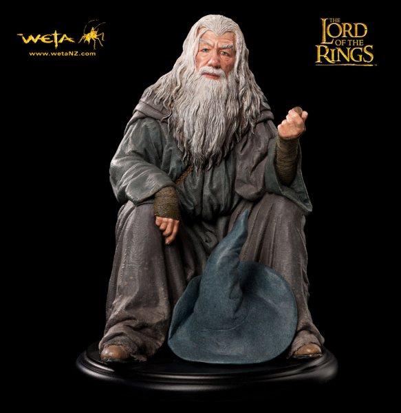 Herr der Ringe Gandalf Weta Workshop Statue Figur Limitiert