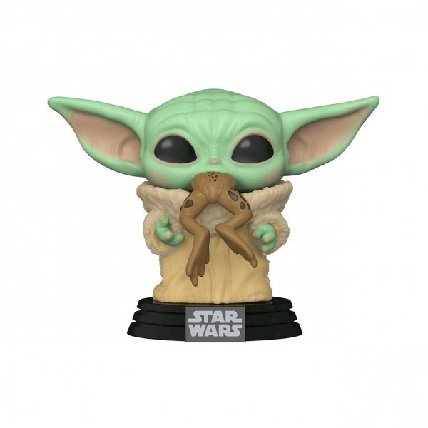 Star Wars The Mandalorian Baby Yoda Child Funko Pop Vinyl Figur
