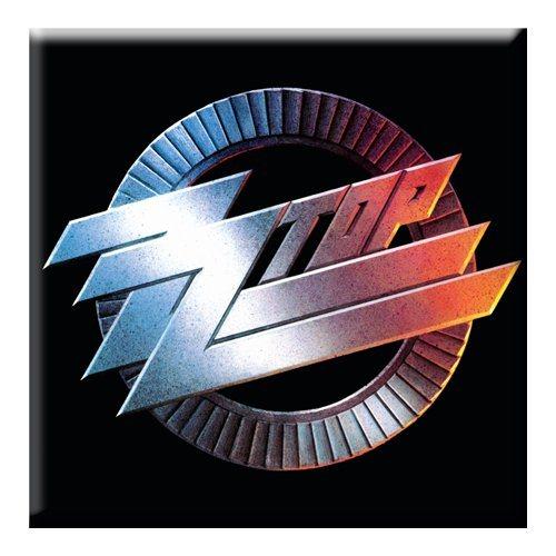ZZ Top Logo Magnet