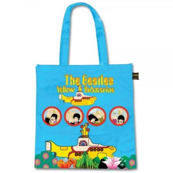 The Beatles Yellow Submarine Tasche