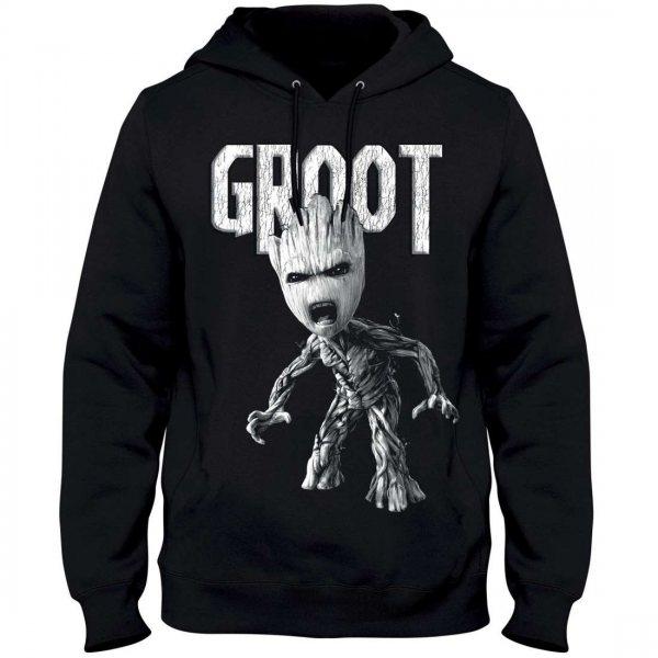 Guardians of the Galaxy 2 Groot Hoodie Herren