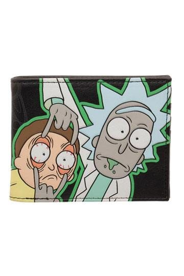 Rick and Morty Characters Geldbörse