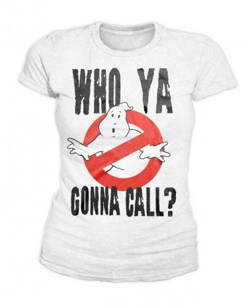 Ghostbusters Gonna Call Damen T-Shirt