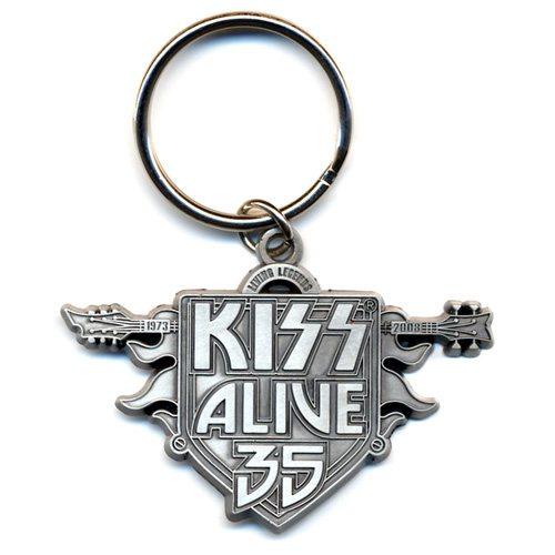 Kiss Alive 35 Schlüsselanhänger