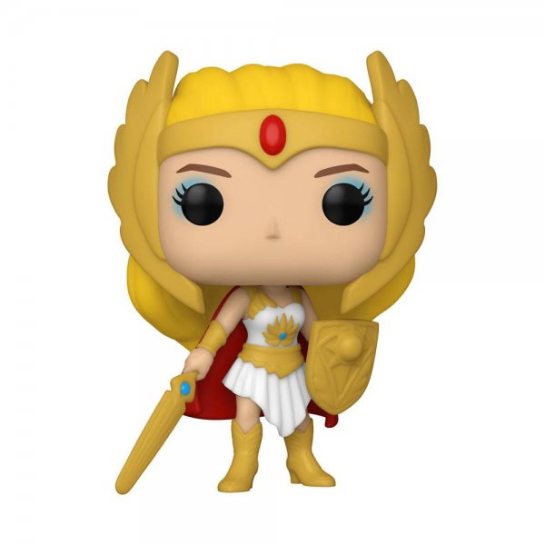 Masters of the Universe She Ra Funko Pop Vinyl Figur 38 Special Edition Glow in the Dark