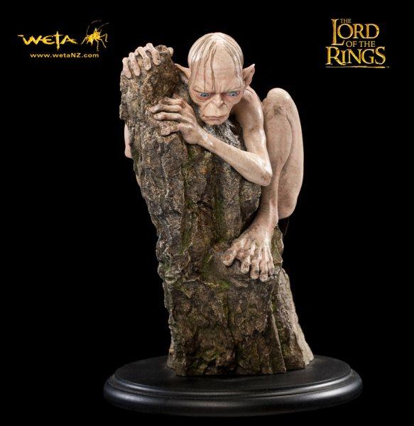 Herr der Ringe Gollum Weta Workshop Statue Figur Limitiert