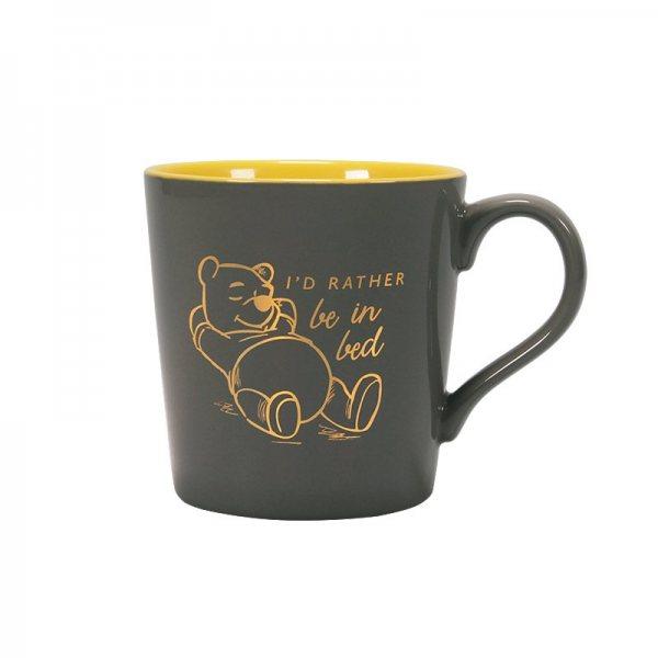 Walt Disney Winnie Puuh Be in Bed Tasse im Geschenkkarton