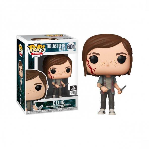 The Last of Us Part II Ellie Funko Pop Vinyl Figur 601