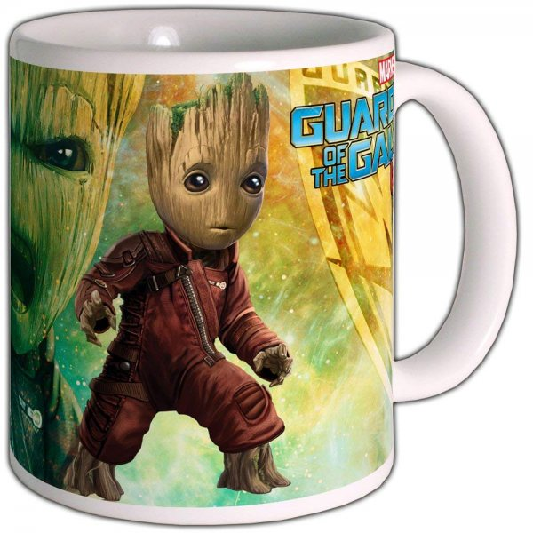 Guardians of the Galaxy Ravager Groot Tasse