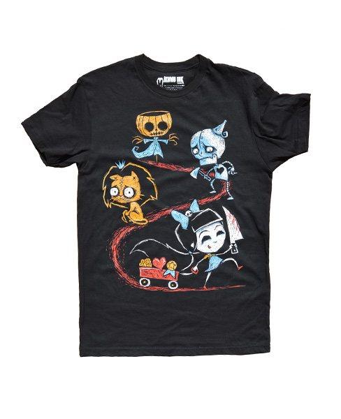 Akumu Ink See the Wizard Herren T-Shirt