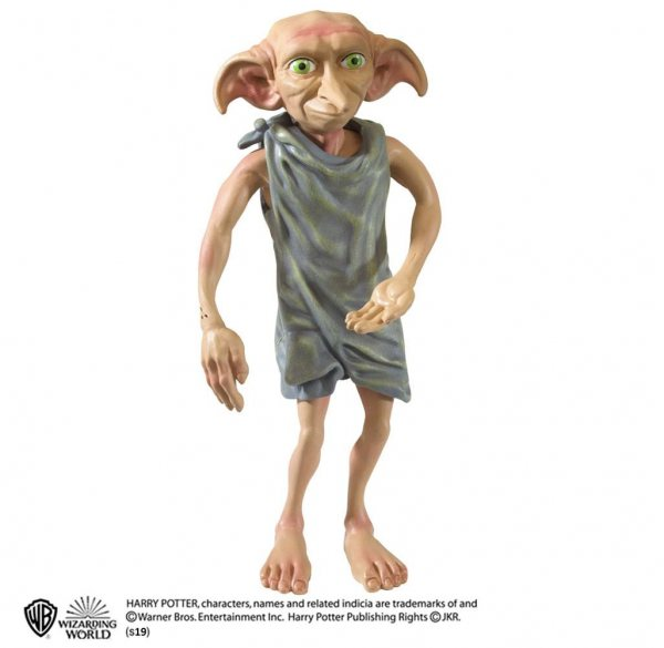 Harry Potter Dobby der Hauself Biegefigur Noble Collection