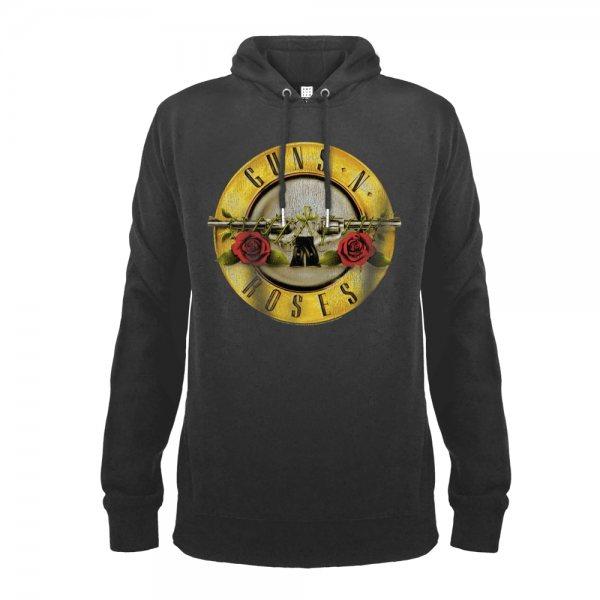 Amplified Guns N Roses Logo Hoodie