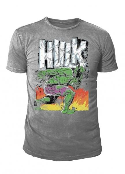 Hulk - The Incredible Herren T-Shirt