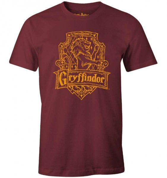 Harry Potter Gryffindor Wappen Logo T-Shirt