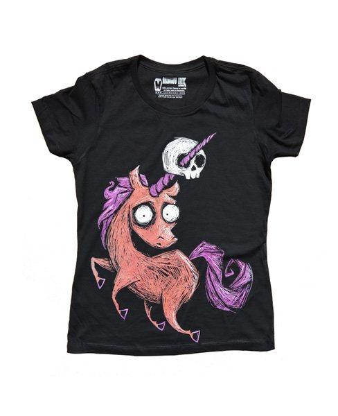 Akumu Ink Deadly Myth Damen T-Shirt